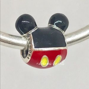 Pandora Mickey Mouse Playful Icon Charm